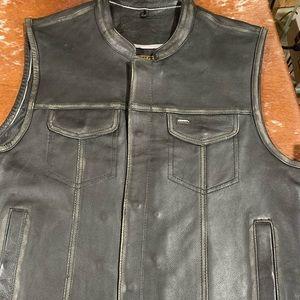 Men's Rub Buff SOA Club Vest, Conceal Carry